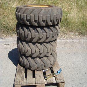 520-40STD Wheels